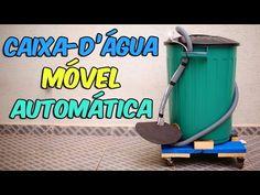 Como fazer um reservatório de água automático - Manual do Mundo