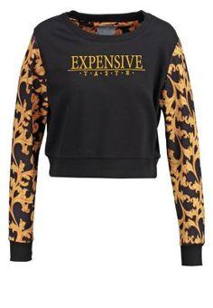 Runde deinen Urban-Look perfekt ab! Cayler & Sons Sweatshirt - black/gold für 27,95 € (28.11.15) versandkostenfrei bei Zalando bestellen.