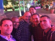 Renovación de la licencia UEFA con Mazinho, Claudio, Donato, Manjarín y Nando | Irrepetibles