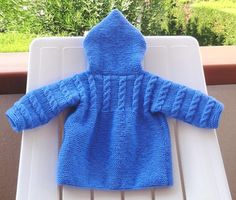 hodded by coat by Filomena Lanzara - free ravelry download