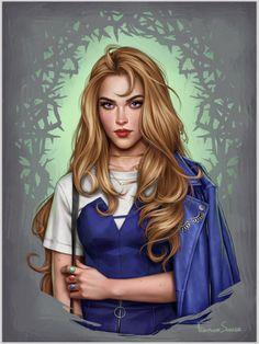 "princessesfanarts:  "" By FDASuarez  "" post-168090075150"