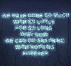 Nothing forever, Meryl Pataky