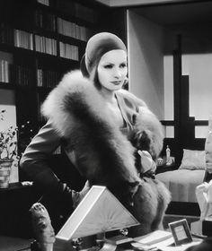 """Greta Garbo in """"The Kiss"""" (1929)"""