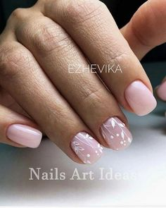 White Nails And Artistic Nail Styles 1 In 2019 Art Design Gel . Perfect Nails, Gorgeous Nails, Short Gel Nails, Prom Nails, Wedding Nails, Bling Wedding, Flower Nails, White Nails, Trendy Nails