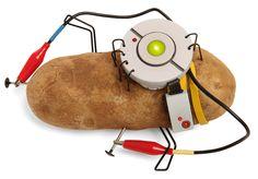 ThinkGeek :: Portal 2 PotatOS Science Kit