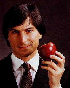 Steve Jobs...brilliant...risk taker...forward thinker...out of the box...RIP