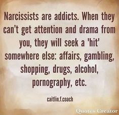 I know you're stalking my posts . does this sound familiar drugs (pot), alcohol , porn. Narcissistic People, Narcissistic Abuse Recovery, Narcissistic Behavior, Narcissistic Sociopath, Narcissistic Personality Disorder, Narcissist Quotes, Relationship With A Narcissist, Toxic Relationships, Relationship Tips