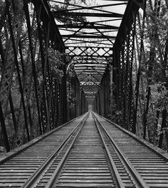 Bridge Photographs by David Plowden