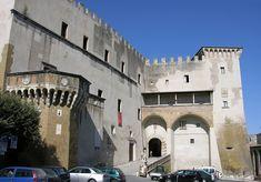 Pitigliano Palazzo Orsini