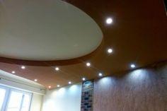 Lighting in room on Vandersanden bricks and on creative wall