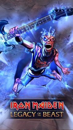 Iron Maiden - Official WebsiteYou can find Iron maiden and more on our website. Iron Maiden Cover, Iron Maiden Band, Heavy Metal Art, Heavy Metal Bands, Woodstock, Hard Rock, Iron Maiden Mascot, Iron Maiden Albums, Iron Maiden Posters
