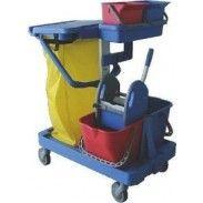 carucioare pentru curatenie birouri sau spitale