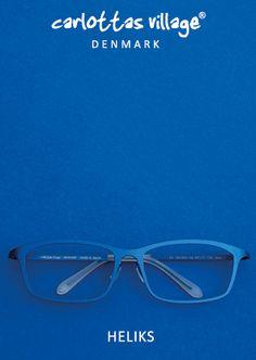 HELIKS - Electric blue beta titanium  #SS2015 #cool #electric #blue #eyewear
