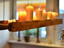Hängender Kerzenträger DAWANDA