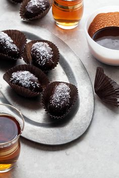 Chocolate Covered Coconut Stuffed Dates