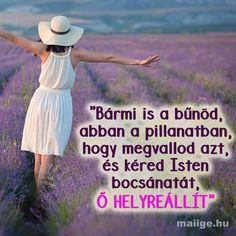 Bármi is a bűnöd. King Of My Heart, Biblical Quotes, Christian Quotes, Gods Love, Life Quotes, Bible, Faith, Joy, Pictures