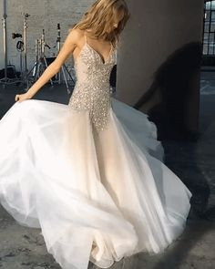 comet gown by hayley paige