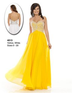 WOW 4013 at Prom Dress Shop