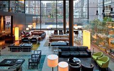 Conservatorium Hotel - Piero Lissoni - Amsterdam