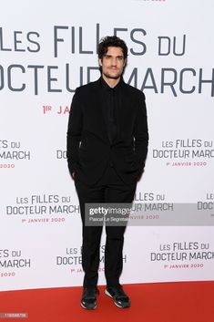 """Louis Garrel attends the """"Little Women"""" Premiere on December 2019 in Paris, France. Get premium, high resolution news photos at Getty Images Louis Garrel, Paying Ads, Sites Like Youtube, December 12, Video Site, Life Plan, Magazine Ads, Cher, Still Image"""