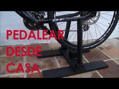 Range Velo, Bicycle Rack, Palette, Go Kart, No Equipment Workout, Gym Workouts, Craftsman, Youtube, Bike Stands