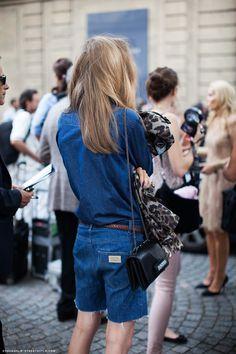 Caroline Brasch Off Duty Street Style Inspiration