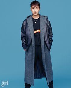 Doo Joon BEAST - Vogue Girl Magazine August Issue '15