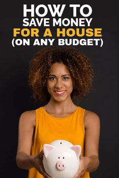How to save money for a house - on any budget. Want to buy your own home, but worried that you can't afford the deposit? As you'll see, it's possible to save money for a house no matter what your level of income is - all you need is the right system to start you on the road becoming a home owner.