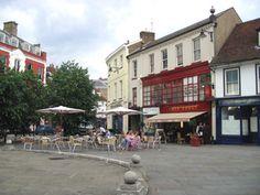 Hertford, England