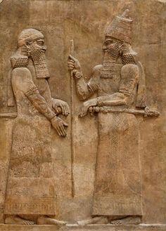 Sargon II (Illustration) - Ancient History Encyclopedia