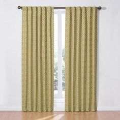 Waverly Lovely Lattice Curtain Panel - Walmart.com