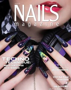 49 Best Nail Art Contests Events Images On Pinterest Art