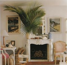 Decorating-with-Greens-via-DiCorcia-Interior-Design-NY-NJ
