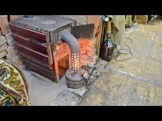 печь на дровах ,отработке - YouTube Waste Oil Burner, Oil Burners, Rocket Stoves, Wood Burner, Survival, Home Appliances, Outdoor Decor, Architecture, Youtube