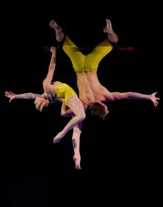 Want to see cirque de soleil someday