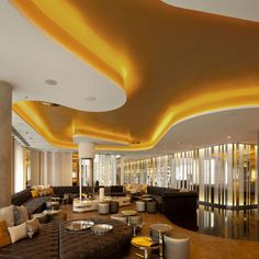 W Hotel London, Leicester Square by Concrete Architectural Associates in London, UK