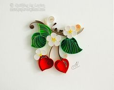 QuillingbyLarisa on Etsy