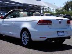 2014 Volkswagen Eos Lunde's Peoria Volkswagen Phoenix, AZ