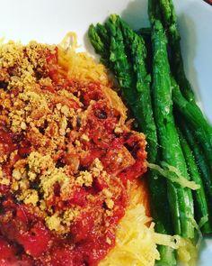 #spaghettisquash #vegan #nutritionalyeast #diabetes #diabetic #healthy #healthyfood by deyneg