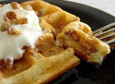 Buttermilk Pecan Waffles Recipe - Food.com - 147479