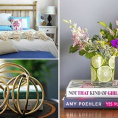 You don't need to spend a bundle on high-end home decor to give your bedroom that expensive feel. These stylish DIY ideas cost considerably less than their designer counterparts, and they'll totally transform your bedroom into a relaxing retreat with luxurious vibes.