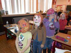 Carnaval, maskers