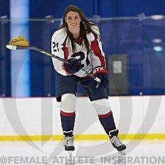 You know what day it is.... #tacotuesday @hilary_knight serving up some #tacoinspiration #hockey