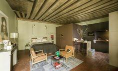 A small Paris apartment