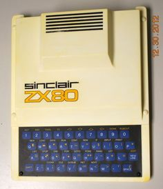 Very Rare Sinclair Computer System Computer Keyboard, Computers, Nostalgia, Geek, Retro, Vintage, Technology, Seeds, Computer Keypad