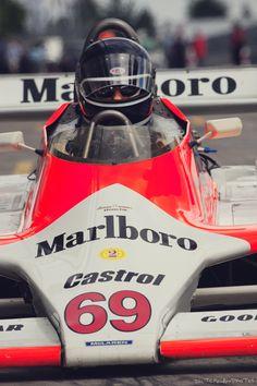 McLaren at The Ring...