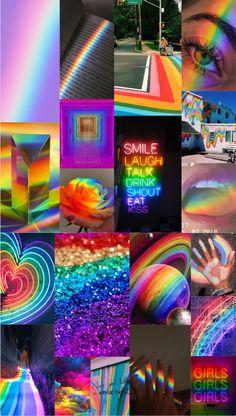 🌈 rainbow aesthetic 🌈