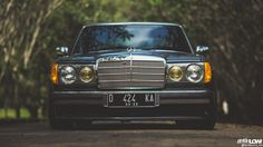 1982 Mercedes-Benz W123 2.8l with AMG Hammer