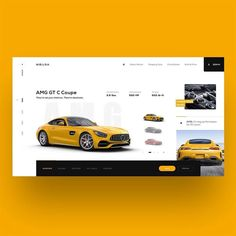 Interface design by Web Layout, Layout Design, Audi Website, Ui Design Inspiration, Design Ideas, Mobile Ui Design, Application Design, Ios, Best Web Design