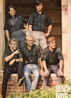 The Beach Boys. Wouldnt it be nice..... Shoot, better keep that awful thought to my self.....